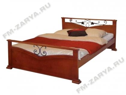 Кровать Золушка ковка