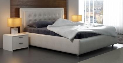 Интерьерная кровать №4