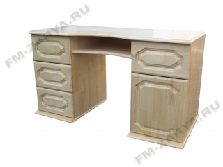 Письменный стол 2-х тумбовый
