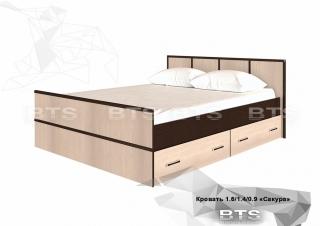 """Кровать """"Сакура"""" 1,4"""