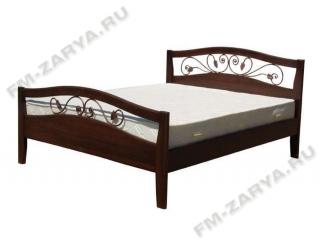 Кровать ЮЛИЯ ковка