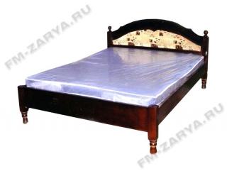 Кровать филенка тахта ткань