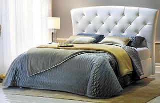 Интерьерная кровать №7