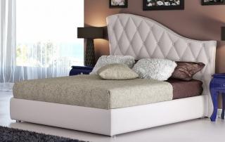 Интерьерная кровать №8