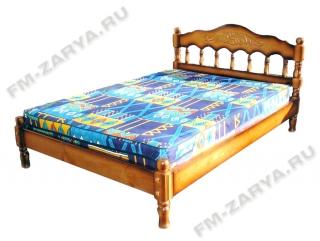 Кровать КОРОЛИНА тахта+резьба