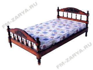Кровать ТОЧЕНКА РЕЗЬБА